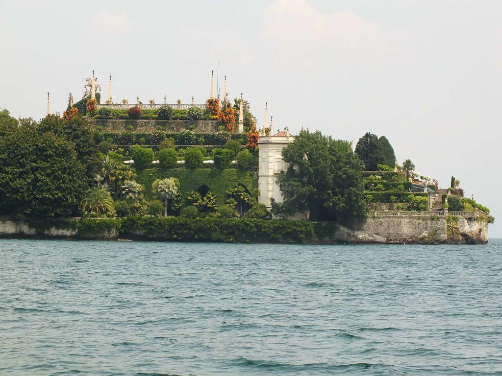 Isola Bella Bahçesi (Giardino dell'isola Bella)