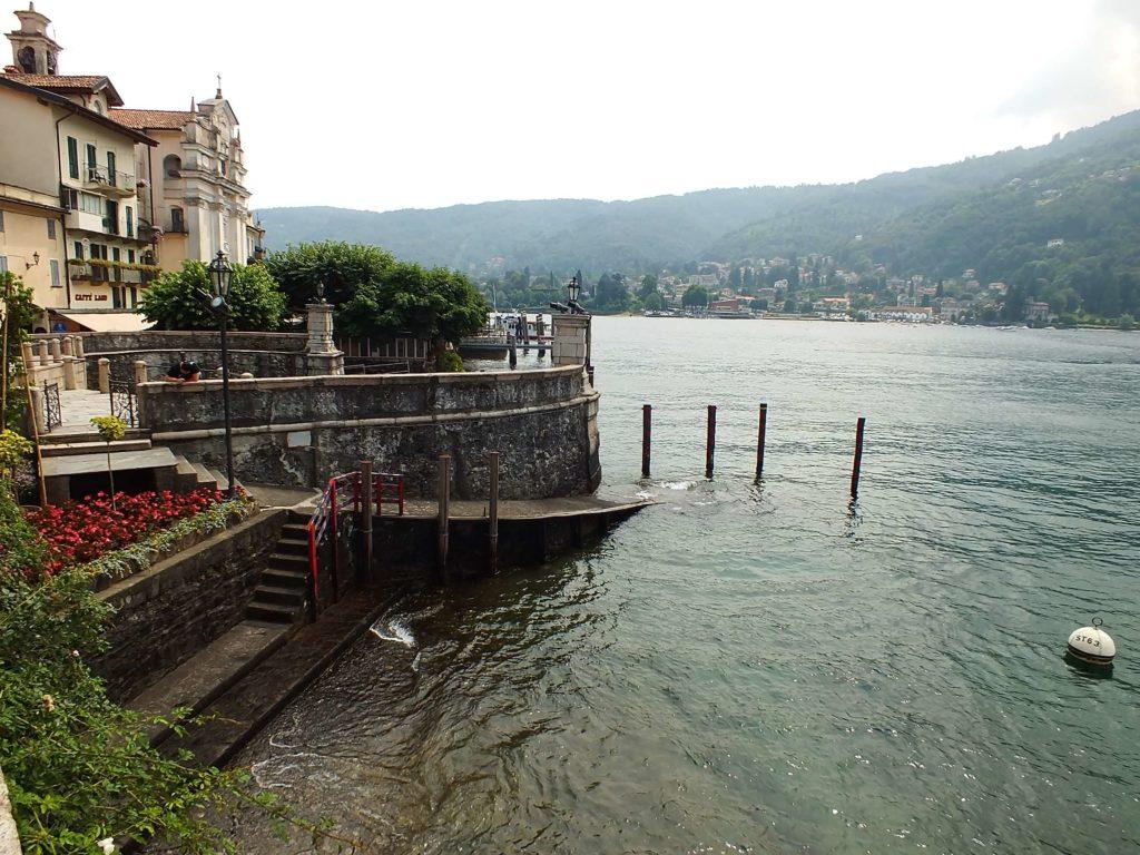 Maggiore Gölü Borromeo Sarayı (Palazzo Borromeo)