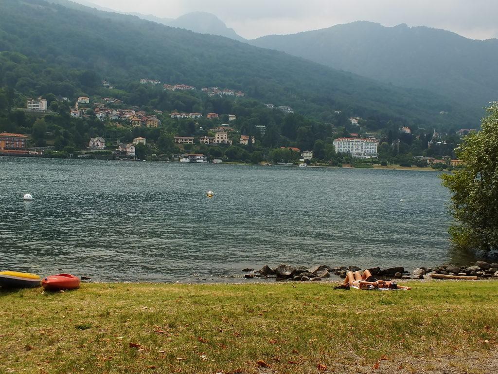 Maggiore Gölü Isola Superiore (dei pescatori)