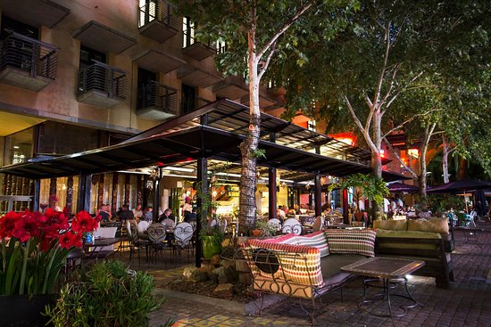 Johannesburg Sandton Moyo's