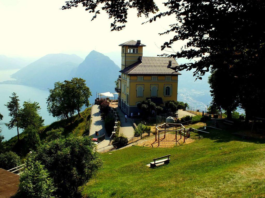 Ristorante Vetta Monte Brè