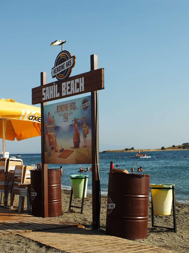 Akarcalı Plajı