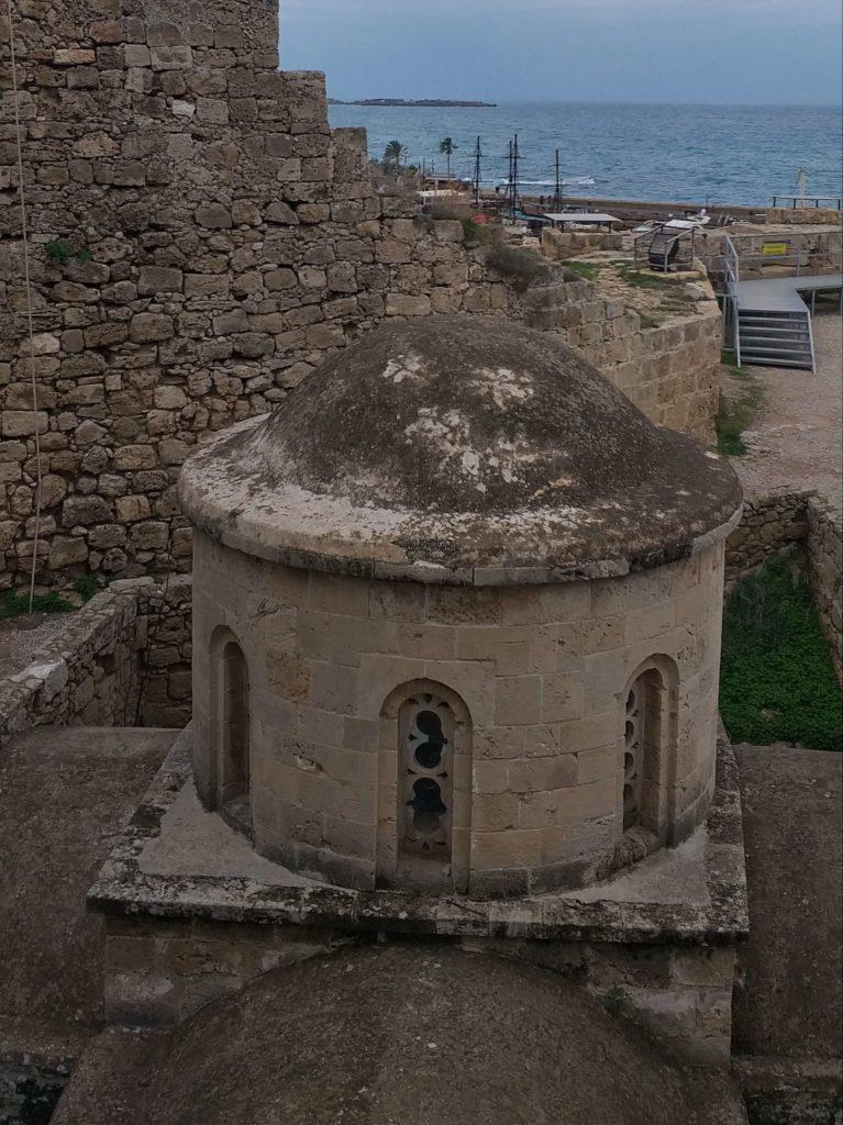 Girne Kalesi St. George Kilisesi