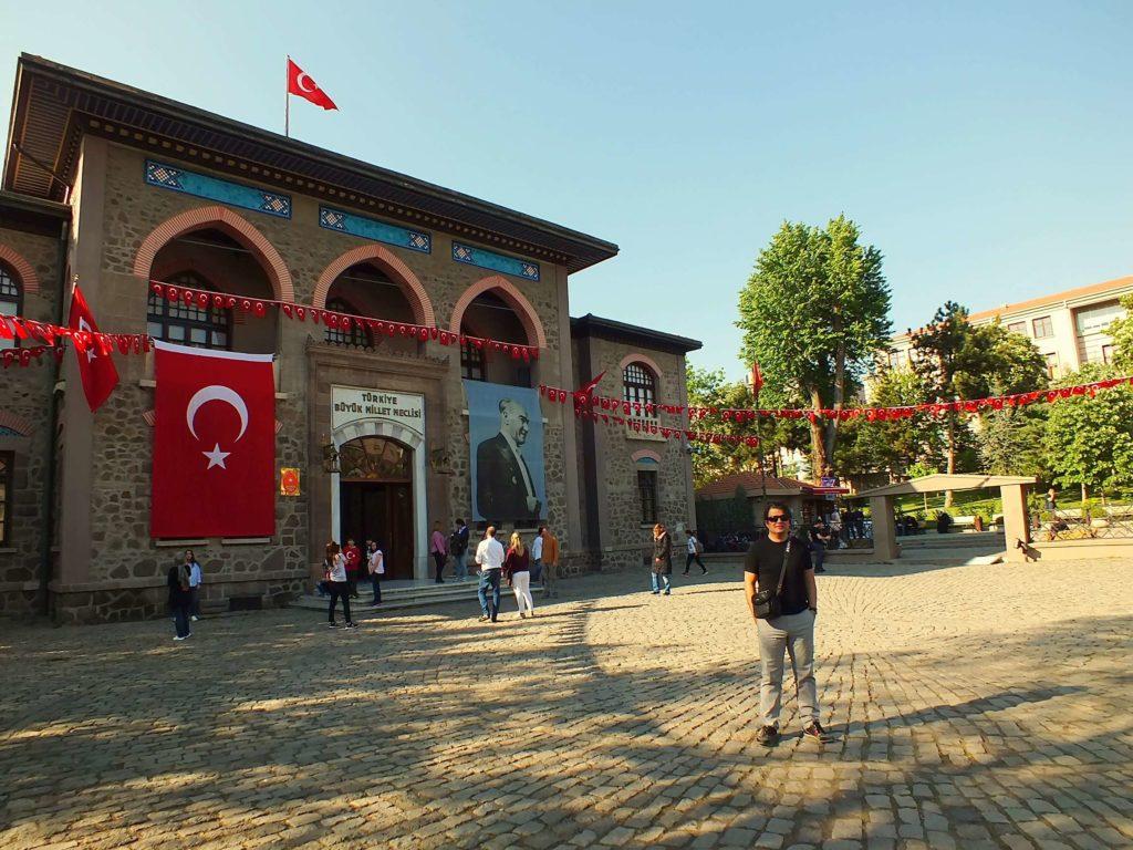 İlk Türkiye Büyük Millet Meclisi