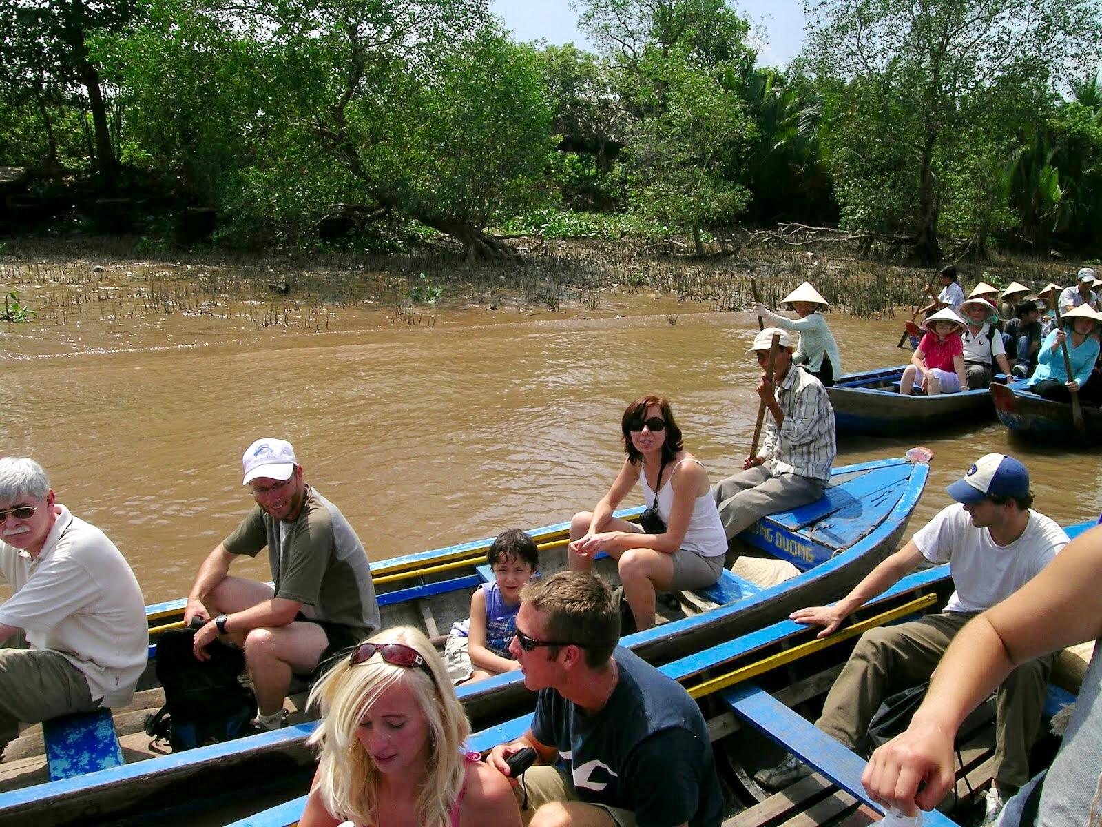 Muhteşem Mekong Deltası