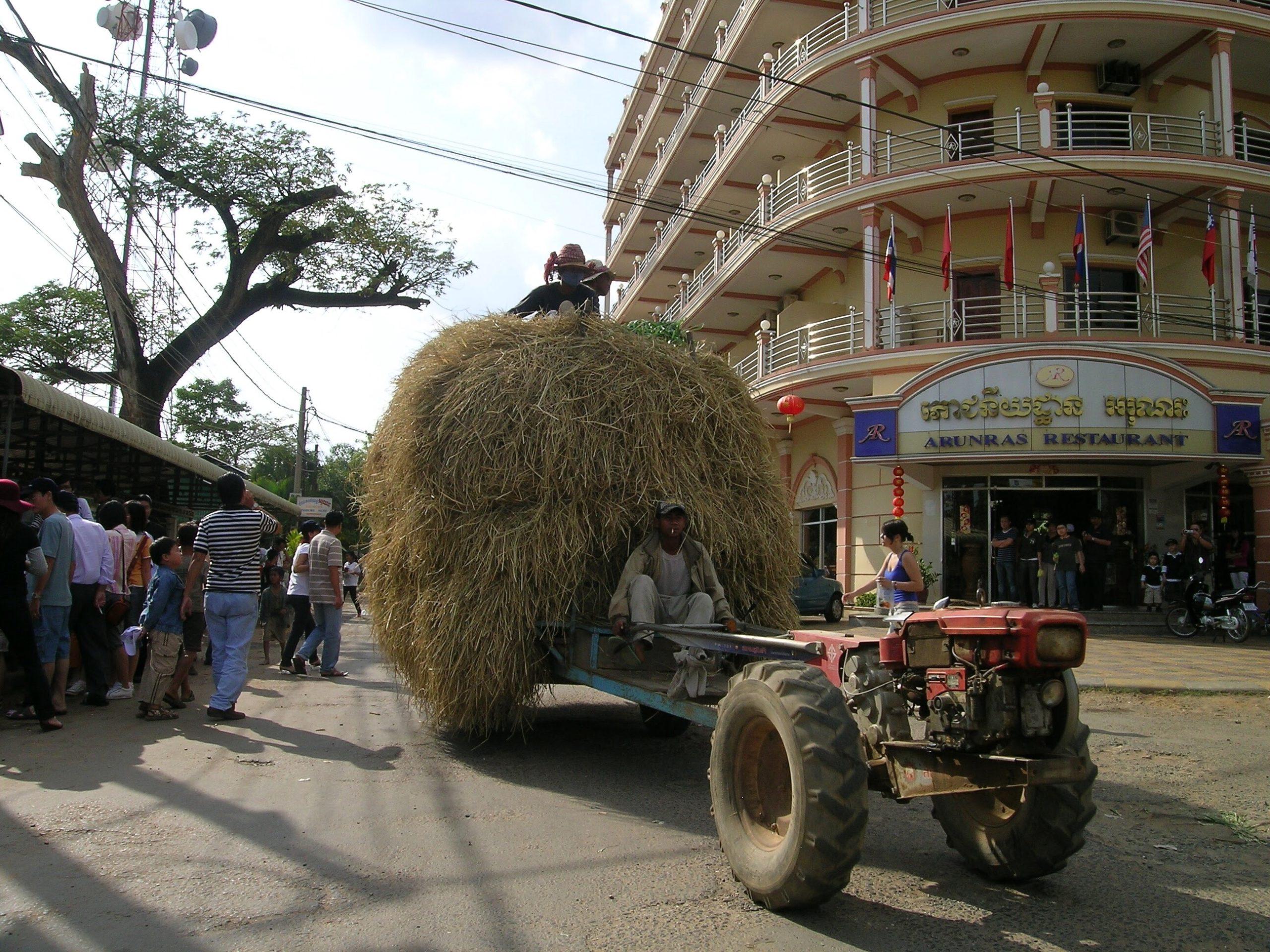 Phnom Penh Sokakları