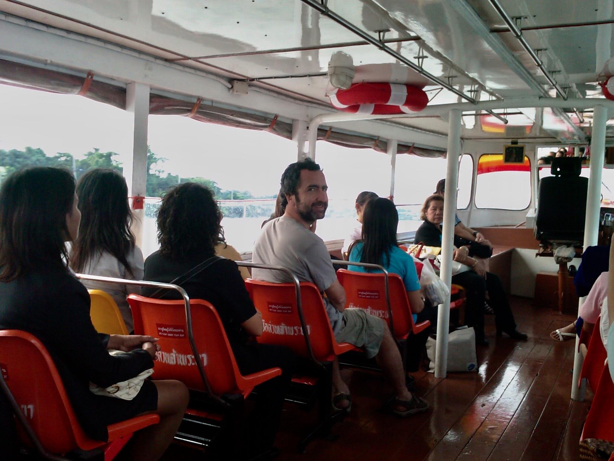 Bangkok Kanal Gezisi