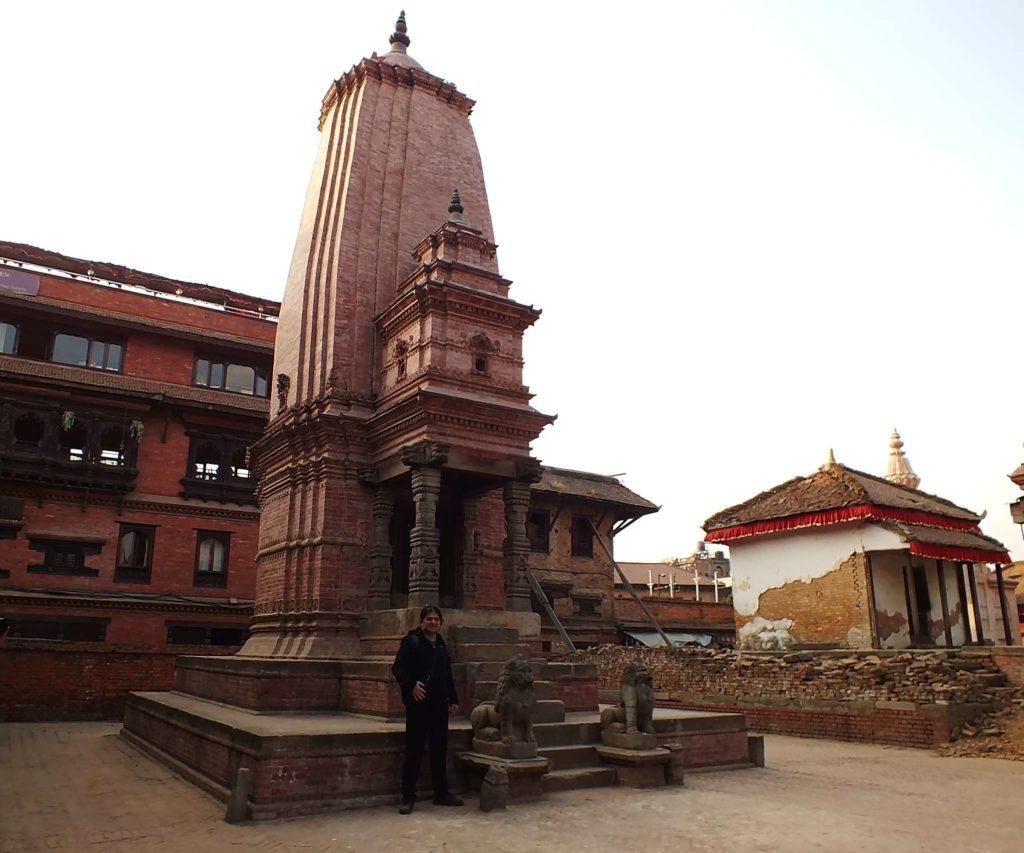 Bhaktapur BadriNathTapınağı (बद्रीनाथ मन्दिर)