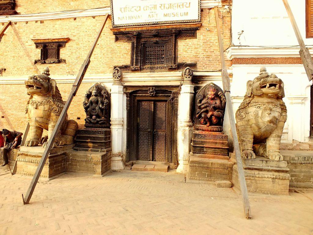 Bhaktapur Ulusal Sanat Müzesi(गोपीनाथ कृष्ण मन्दिर)