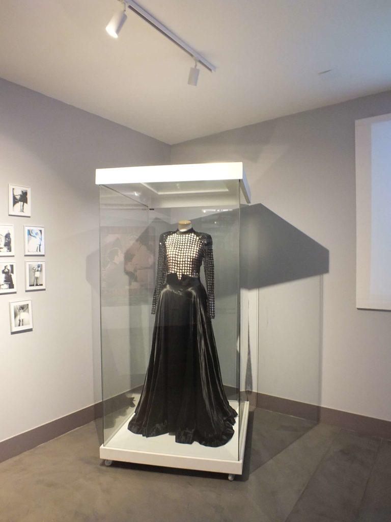 María Eva Duarte'nin Bir Film Çekiminde Kullandığı Elbise