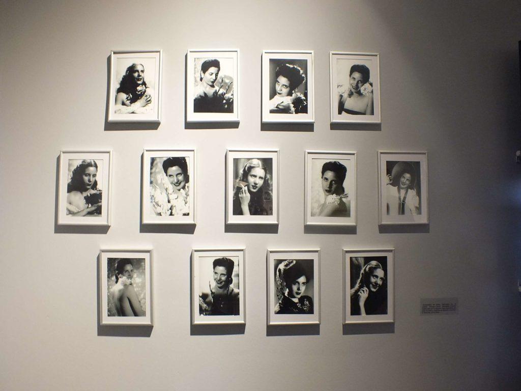 María Eva Duarte'nin Sanatçılık Dönemi