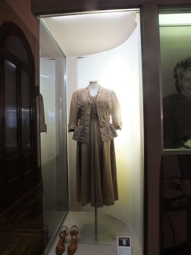 Eva Perón'un Elbisesi
