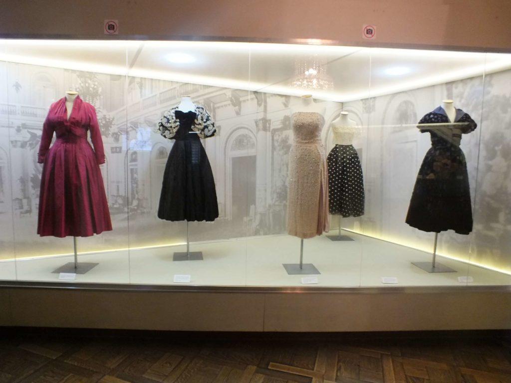 Eva Perón'un Elbiseleri