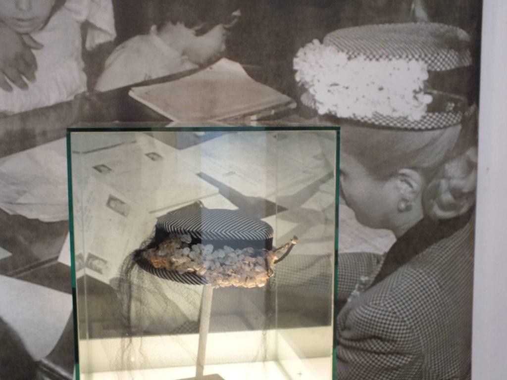 Eva Perón'un Şapkası