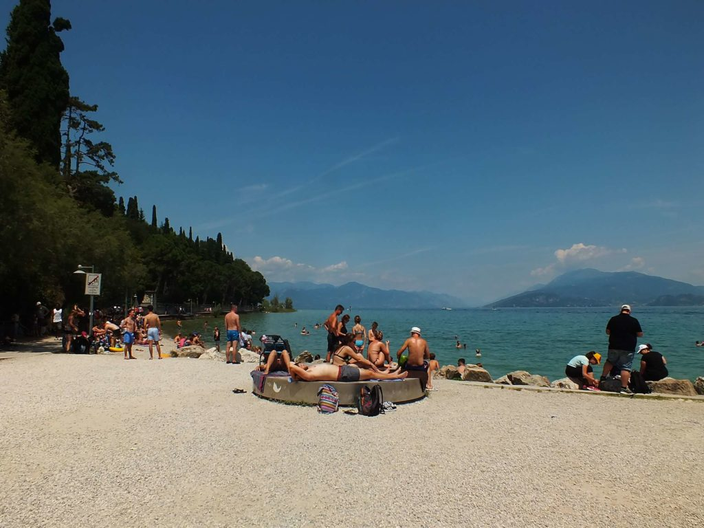 Garda Gölü Plajları