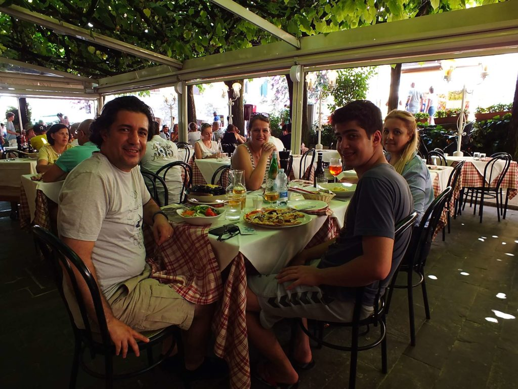 Sirmione San Lorenzo Restaurant