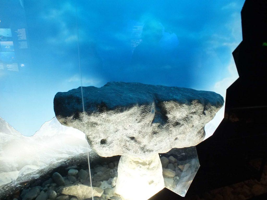 Buzullar- Buzul Masaları