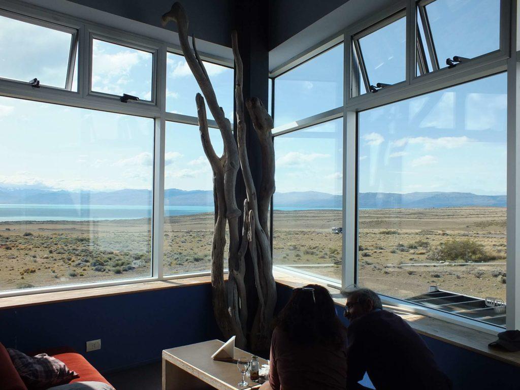 Glaciarium Patagonya Buzul Müzesi Kafesi