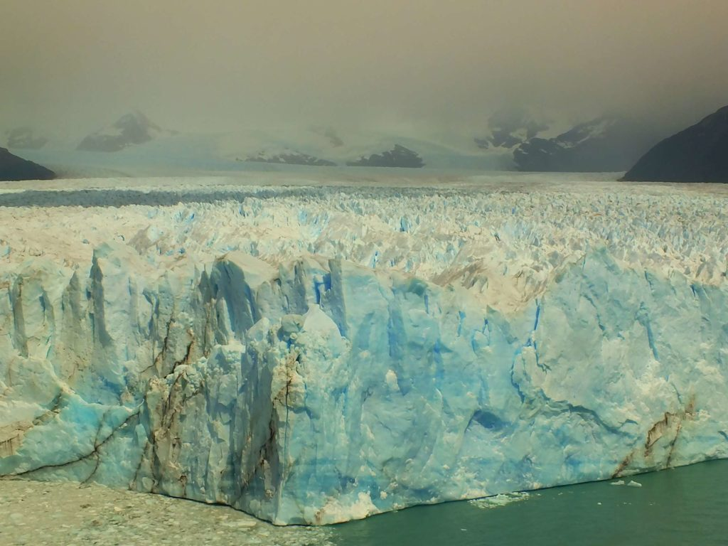 Buzullar- Çekilme Alanı (Ablation Area)