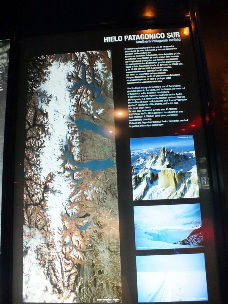 Glaciarium Patagonya Buzul Müzesi Güney Patagonya Buzul Alanı
