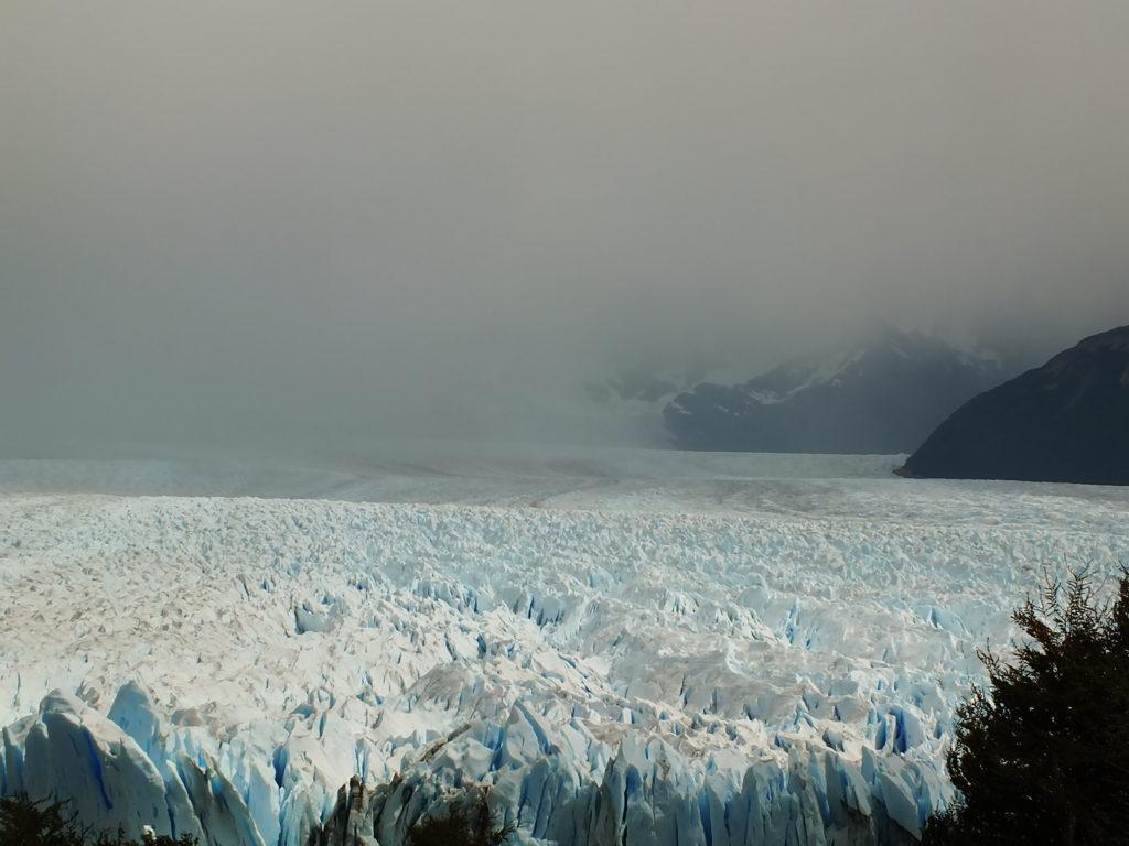 Buzullar- Birikim Alanı Sisli Arka Bölge