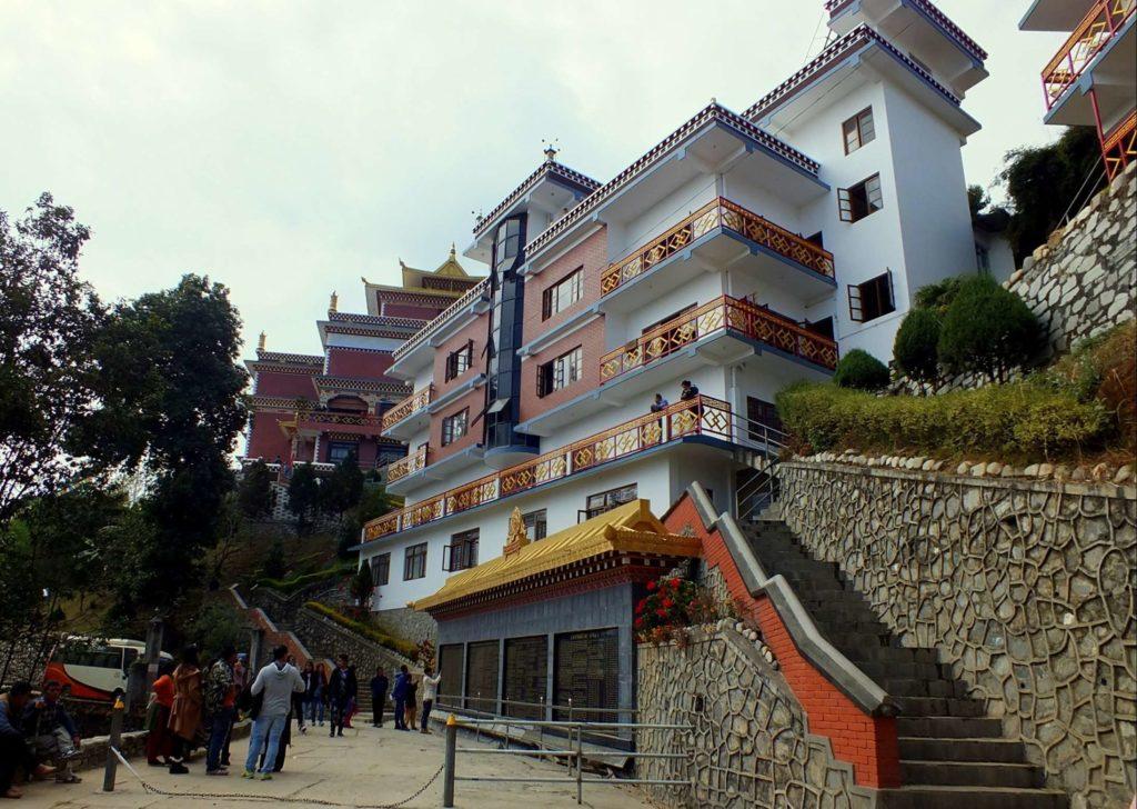 Namo Buddha Manastır Kompleksi Konukevi