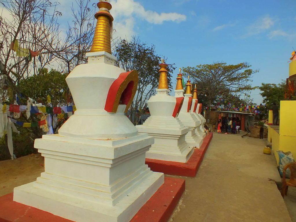 Namo Buddha Manastır Kompleksi