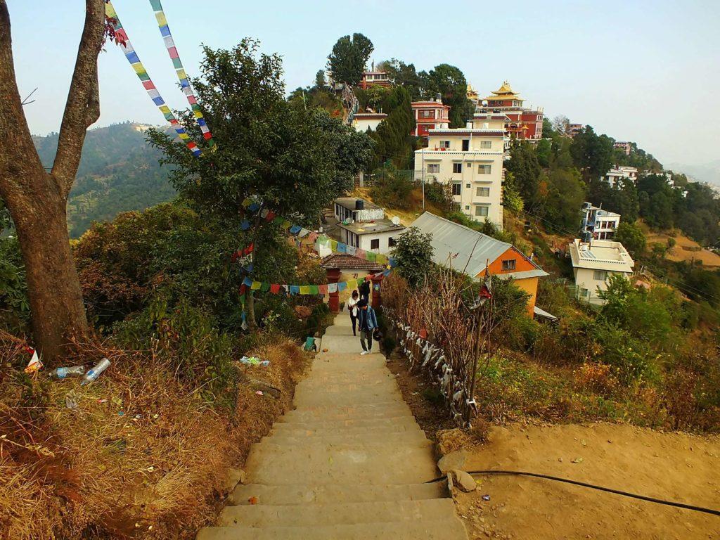 Namo Buddha Manastır Kompleksi Seyir Noktası
