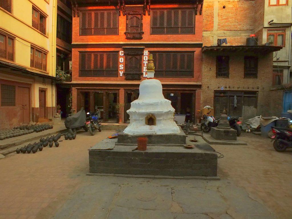 BhaktapurÇömlek Meydanı