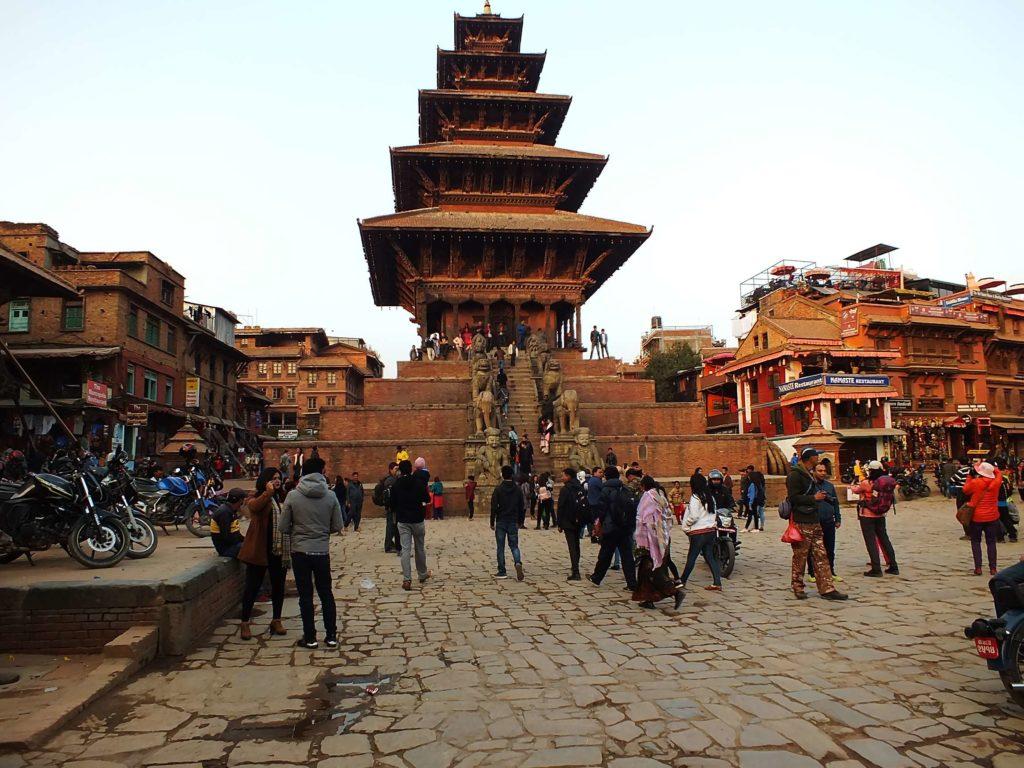 Bhaktapur TaumadhiMeydanı