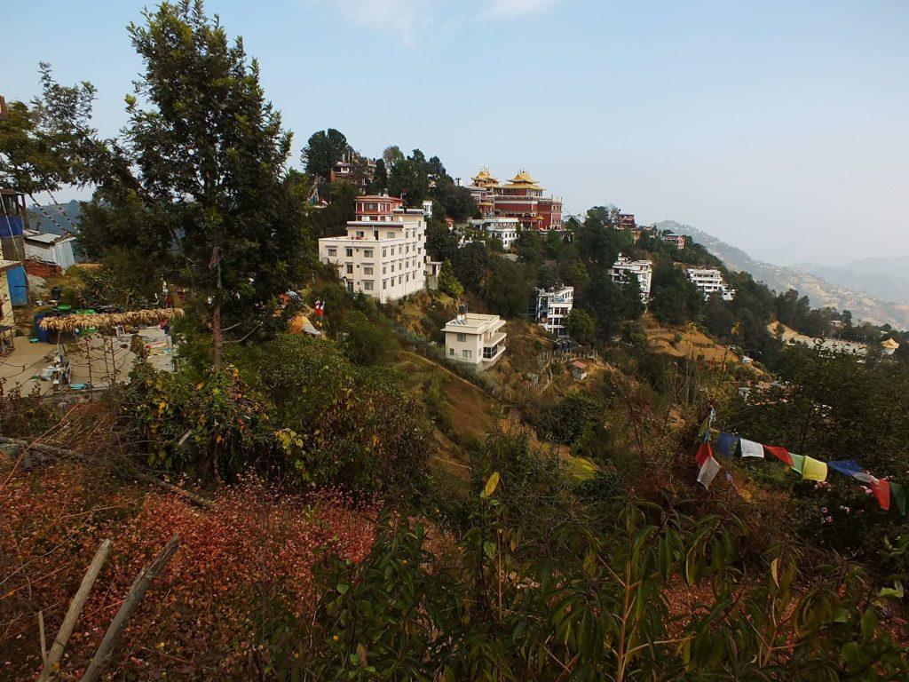 Namo Buddha Manastır Kompleksi (नमोबुद्ध गुम्बा)