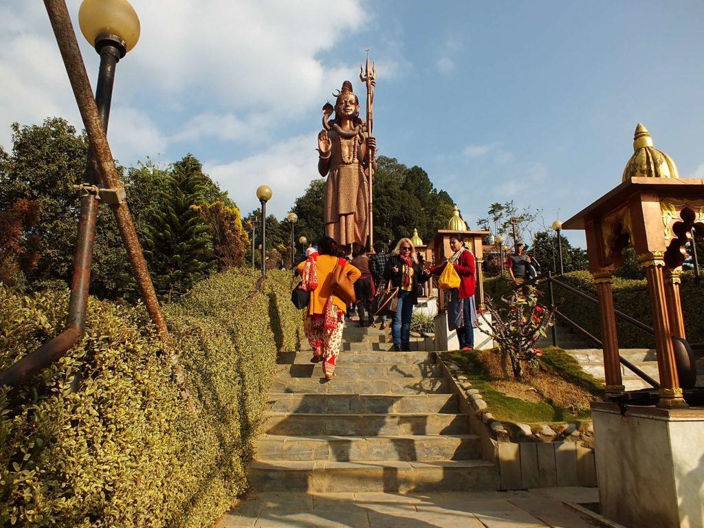 Kailashnath Mahadev Tapınağı (कैलाशनाथ महादेव मूर्ति)