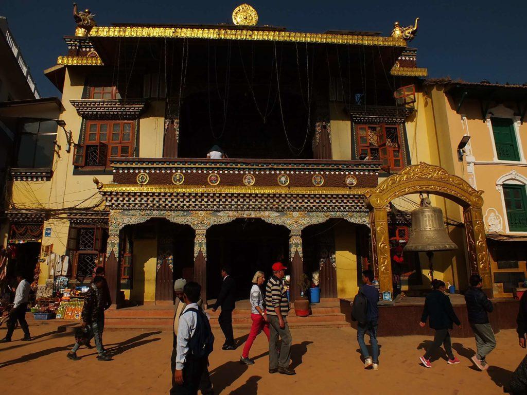 Guru Lhakhang Manastırı