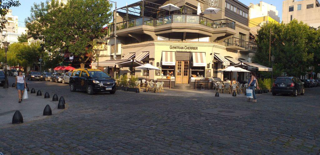 Palermo Soho'ya Ulaşım