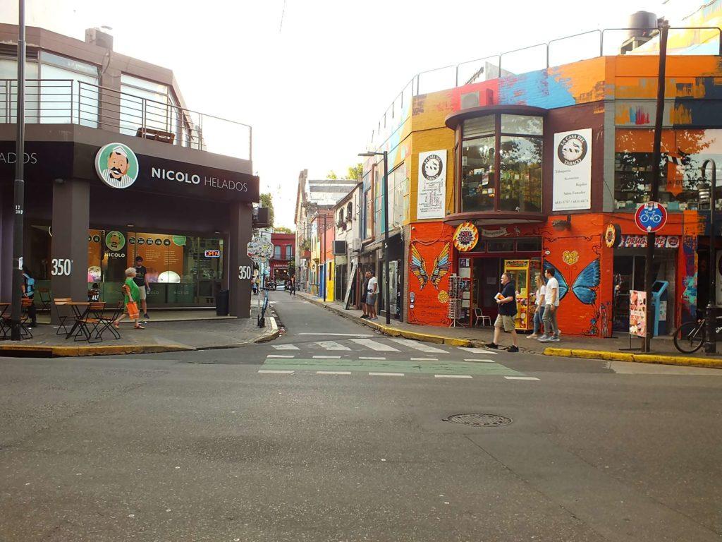 Russel Sokağı (Calle Russel)