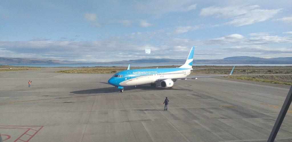 Lago Argentino Comandante Armando Tola Uluslararası Havalimanı (FTE)