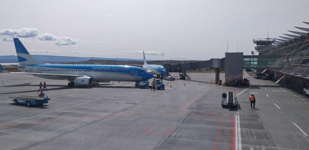 Comandante Armando Tola Uluslararası Havalimanı (FTE)