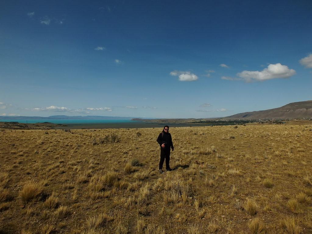 Lago Argentino Doğu Stepleri