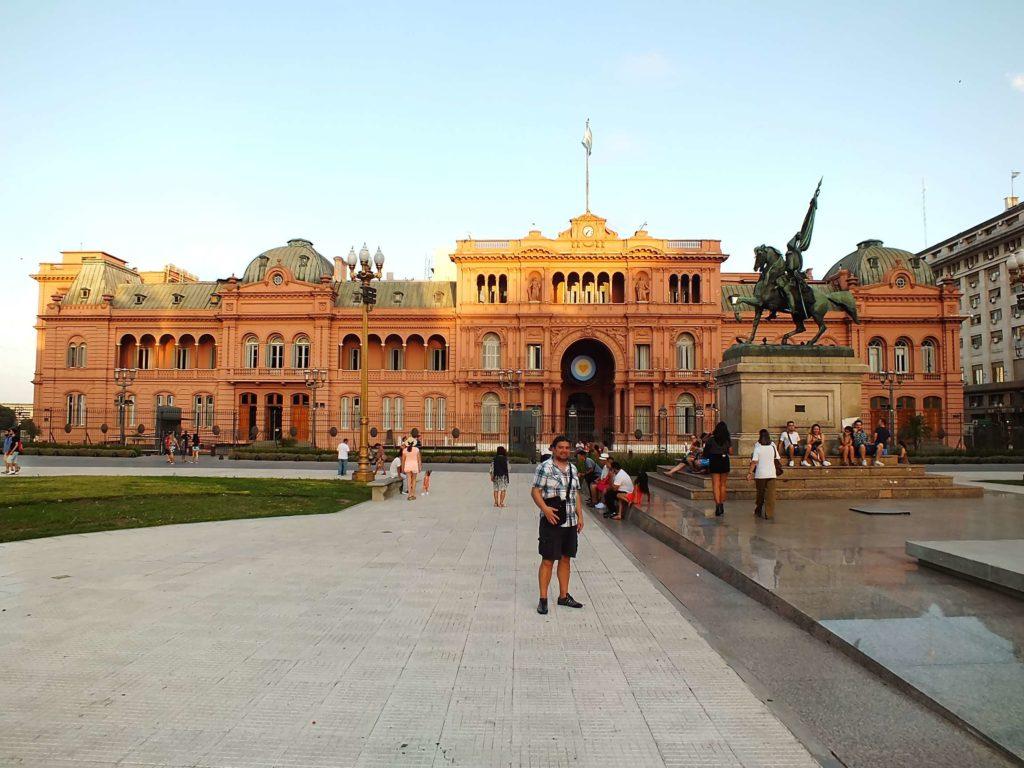 Monserrat Başkanlık Sarayı (Casa Rosada)