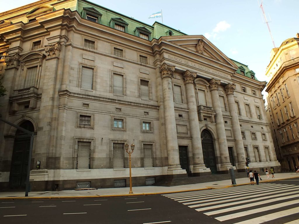 Monserrat Banco de la Nación Argentina (Arjantin Milli Bankası)