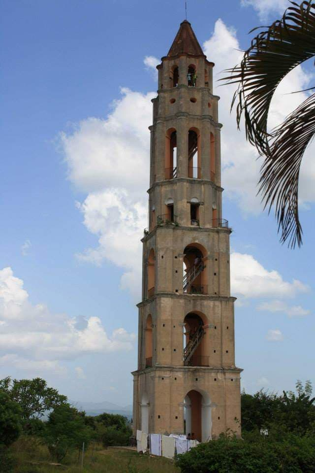 Iznaga Kulesi (Torre de Manaca Iznaga)